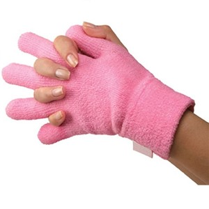 Silipos Gel Moisturizing Terry Cloth Gloves