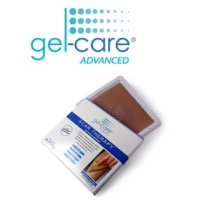 GelCare Advanced Scar Treatment Sheets Box of 10