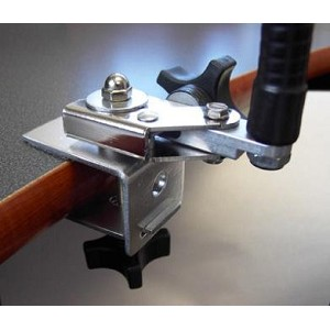 Desk Clamp for Tab Grabber Wheelchair Computer Tablet Holder