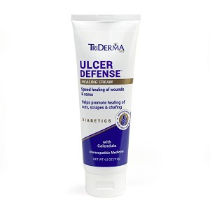 TriDerma MD Diabetic Ulcer Defense Cream 4oz tube