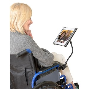 Tablet Holder with Flexible Arm by Delta