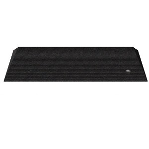 EZAccess TRANSITIONS 1-1/2 inch Angled Entry Mat