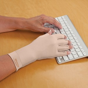 Norco Edema Glove Right Hand with Open Tip Fingers